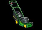 Le Biclou : matériel de jardinage, tondeuse électrique John Deere